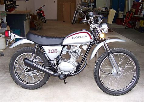 Used to have a 1978 Honda SL 125.. My first bike. Loved ...