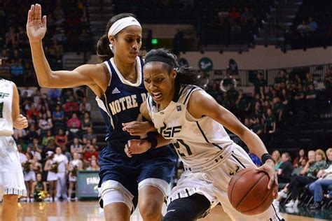 USF Women s Basketball Team Goes Dancing | WUSF News