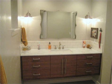 using ikea kitchen cabinets for bathroom vanity bathroom ...