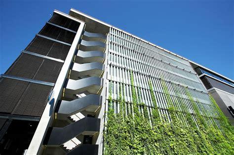 Uso das Fachadas Verdes na Arquitetura
