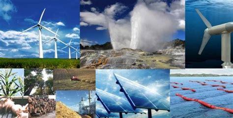 Uso de las fuentes de energías renovables: un imperativo ...