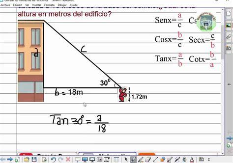 Uso de las Funciones Trigonométricas para Resolver ...
