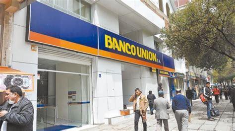 Utilidades de Banco Unión en el primer semestre de este ...