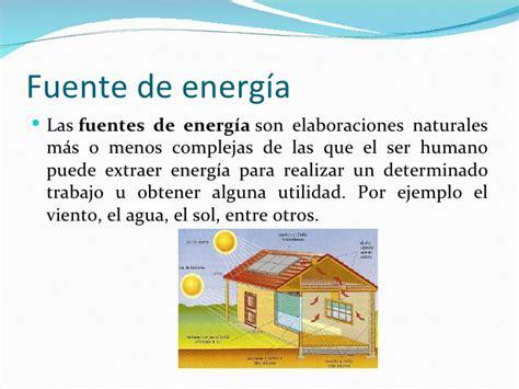 Utilización responsable de fuentes de energía y recursos ...