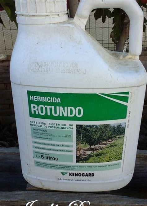 Utilizar Herbicidas Para Eliminar Malas Hierbas | Fundació ...