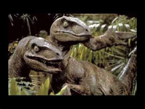 utimate jurassic park velociraptor sounds pack   YouTube