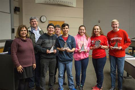 UTRGV | Area middle school students advance to MathCounts ...