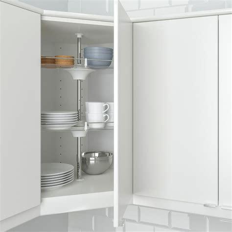 Utrusta Wall Corner Cabinet Carousel | Best Ikea Kitchen ...