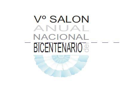 Vº SALÓN ANUAL NACIONAL DEL BICENTENARIO     Arte Online