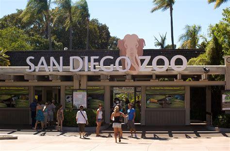 Vacation IIb: San Diego Zoo 3 | San Diego Zoo Entrance ...