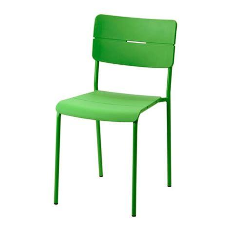VÄDDÖ Chair, outdoor   green   IKEA