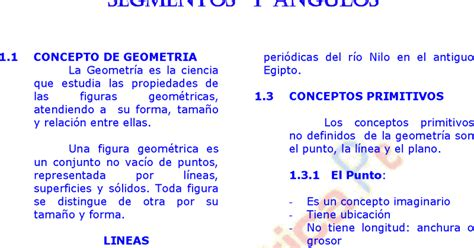 VADEMECUM DE GEOMETRIA PREUNIVERSITARIA PDF