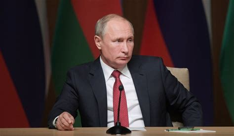 Valdimir Putin: Lackluster Leader | National Review