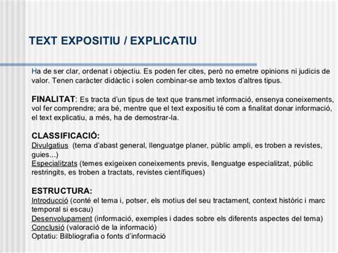 Valencià 3r ESO Serpis: El text expositiu i explicatiu