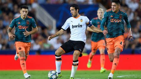 Valencia   Ajax: Resultado, goles y resumen del partido de ...