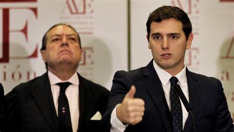 Valencia: Albert Rivera pide al Gobierno catalán que se ...