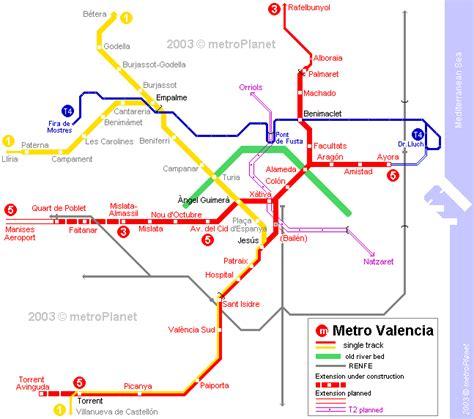 Valencia Carte et Image Satellite