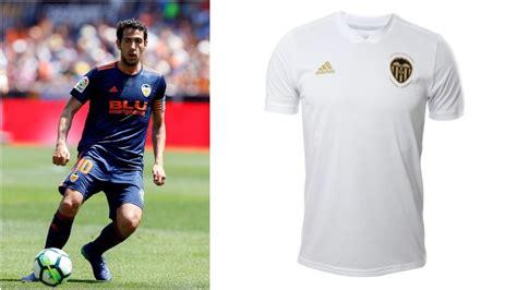 Valencia CF: El secreto de la camiseta del centenario del ...
