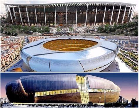 Valencia CF Noticias | Cambios en el nuevo estadio