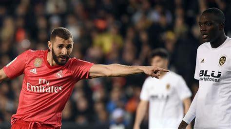 Valencia   Real Madrid: Liga Santander, fútbol hoy