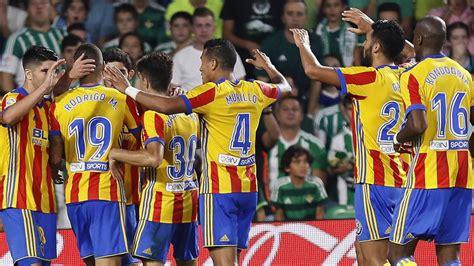 Valencia Sevilla: horario, cómo ver en TV en directo y ...