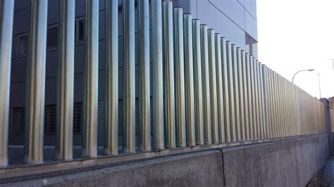 Valla cercado malla metalica verja reja puerta galvanizada ...