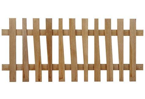Valla de madera Madera justa VALLA CURVES Ref. 16108890 ...