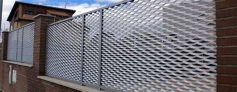 Valla de metal expandido  Deployé  | LaCasadelasVallas