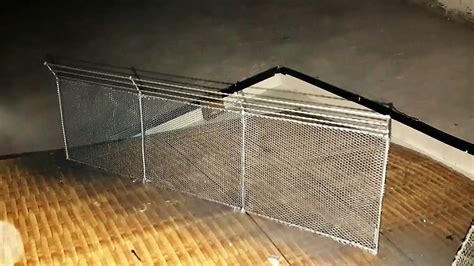 Valla metálica a escala   Metal fence scale model   YouTube
