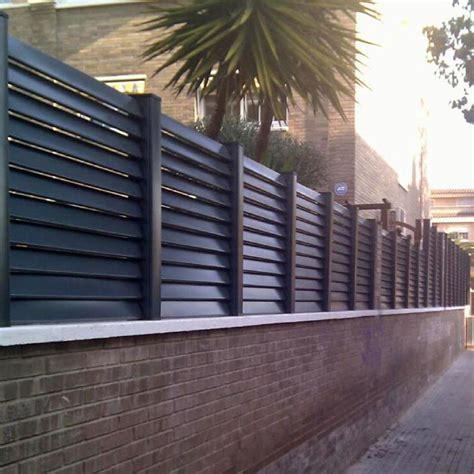 Vallas de aluminio para jardín. ¡Lo que debes saber!