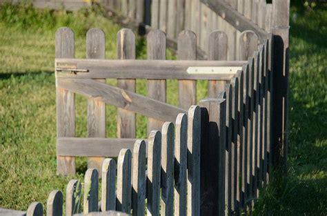 vallas de madera para jardin | facilisimo.com