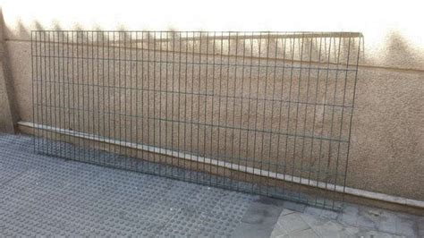 Vallas metalicas de segunda mano por 40 € en Madrid en ...