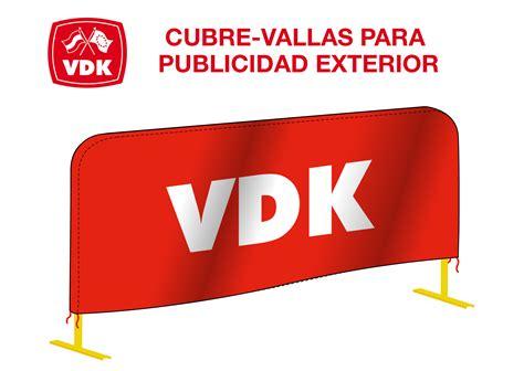 Vallas publicitarias en textil   Blog de Banderas VDK
