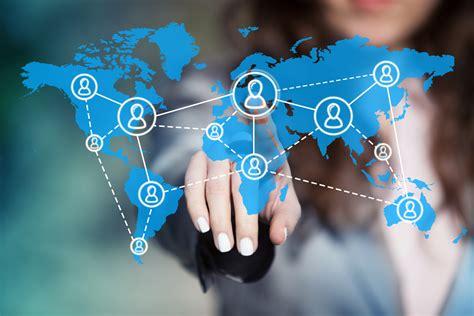 Valores empresa internacional: la importancia de las redes ...