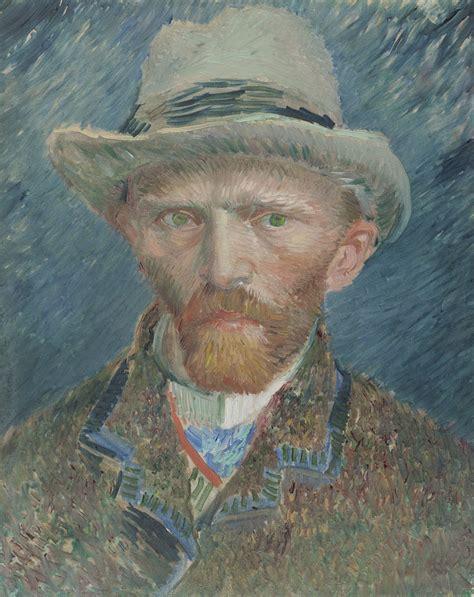 Van Gogh 1887 Self Portrait   VanGoYourself