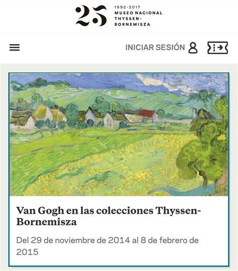 Van Gogh. 2015 | Van gogh, Exposiciones, Museos