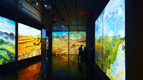 Van Gogh Alive at Anchorage Museum   AK on the GO