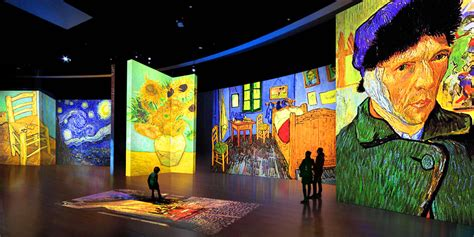VAN GOGH ALIVE ATHENS – a multimedia exhibition   Why Athens