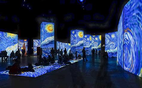 Van Gogh Alive | Athens | To March 4 | What's On ...