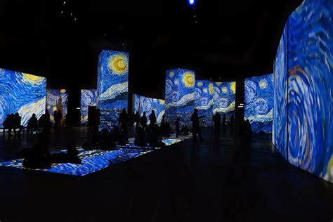 Van Gogh Alive en La Fabbrica del Vapore, Milan ...
