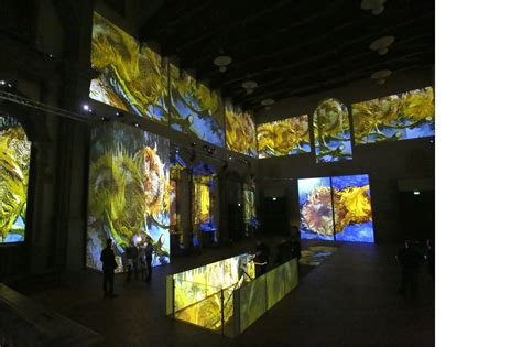 Van Gogh Alive exhibition in Florence | Livegreenblog