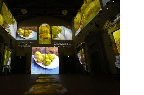 Van Gogh Alive exhibition in Florence   Livegreenblog