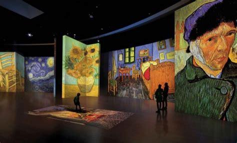 Van Gogh Alive, la exposición multimedia para inaugurar ...