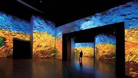 Van Gogh Alive , la exposición multimedia que te permite ...
