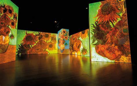 Van Gogh Alive opens nine week run in Madrid   Spain in ...