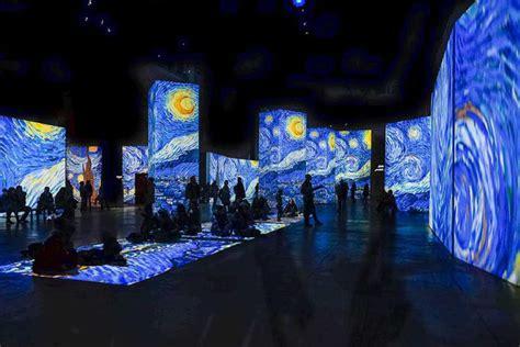 Van Gogh Alive regresa a Madrid por Navidad, ¡no te quedes ...