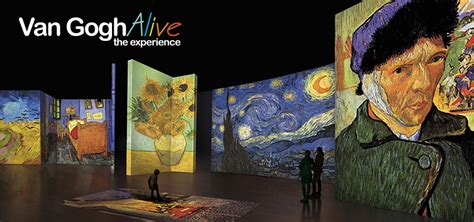 Van Gogh Alive – The Experience   Anchorage Museum at ...