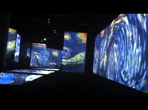 Van Gogh Alive   Starry Night   YouTube