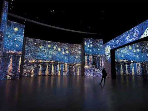 Van Gogh Alive The Experience en Ciudad de México | Dónde Ir