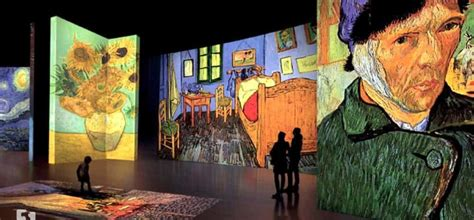 Van Gogh Alive The Experience in Florence   Leisure Italy